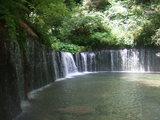 軽井沢白糸の滝1