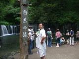 軽井沢白糸の滝4