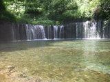 軽井沢白糸の滝2