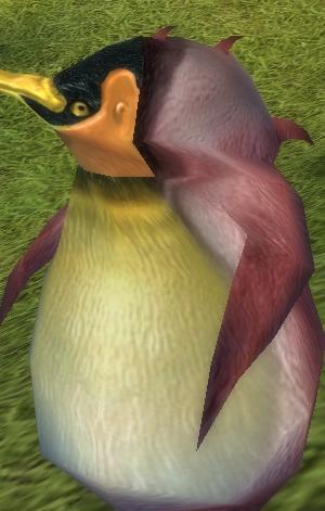 ペンギンみたいなの