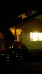 家外観(夜)