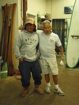 Akiさん&ドナルドさん