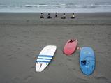 Beachヨガ