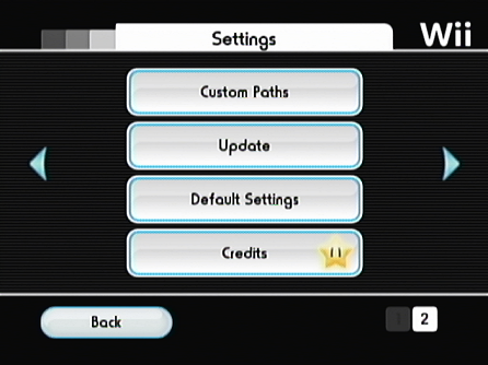 how to delete chanels from usb loader gx