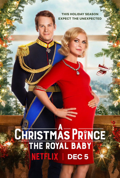 A CHRISTMAS PRINCE THE ROYAL BABY