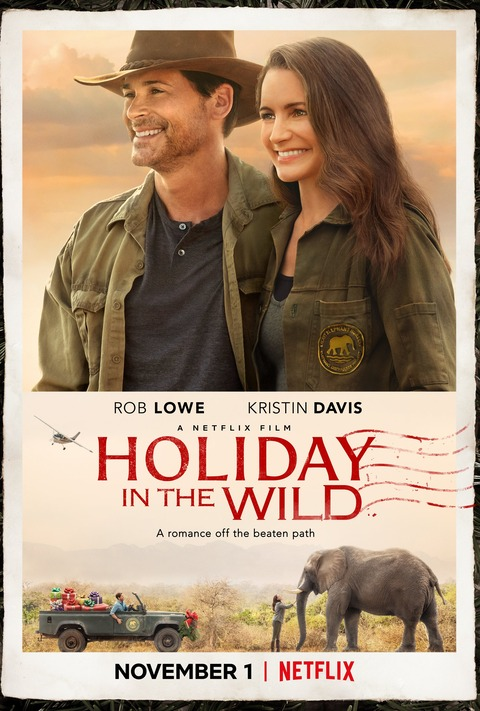 HOLIDAY IN THE WILD