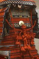 H290127NEXs322赤糸威鎧