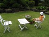 ガーデンファニチャー2