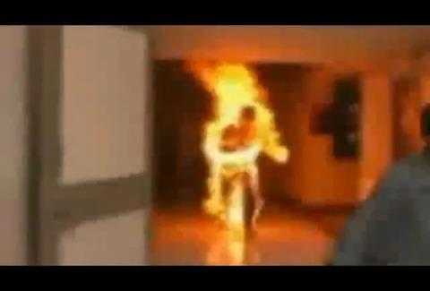 【閲覧注意】人間が燃やされてる時の叫び声の怖さは異常 (´・ω・`)