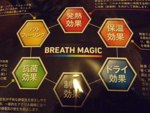 ブレスマジック8