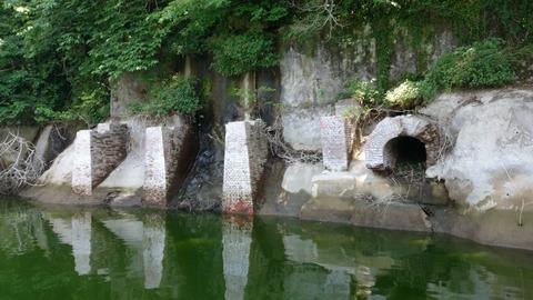 津久井湖遺構