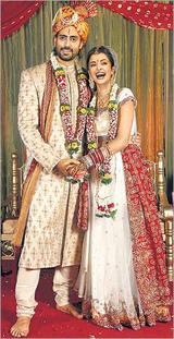aishwariya & abhishek