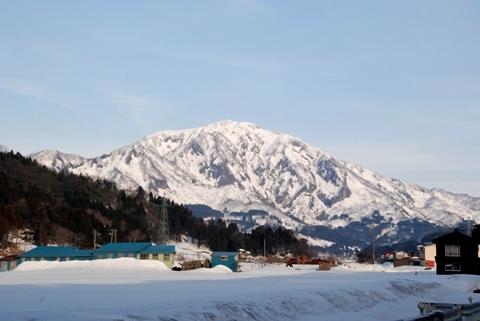 糸魚川の冬