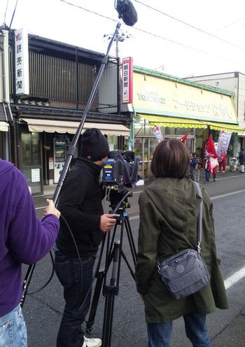 NHK取材01