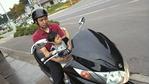 20100910けいととバイク