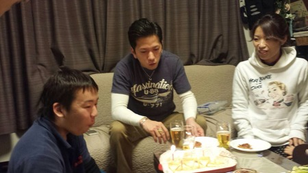 たっちゃん20歳4
