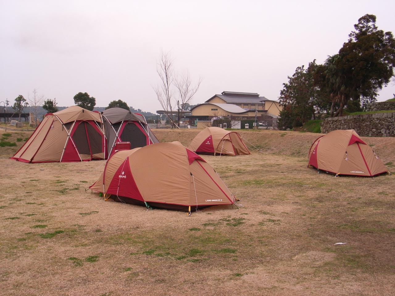 草枕 温泉 てん すい キャンプ 場