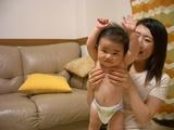 ママとバンザ〜イ