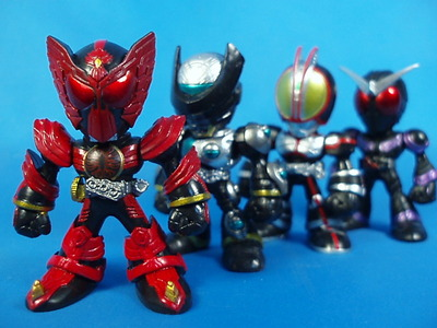 THE 仮面ライダーズ5