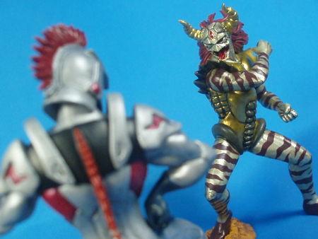 メロス対ジャッカル大魔王