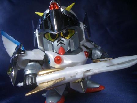 バーサル騎士 ポーズ1
