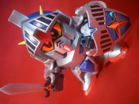 騎士ガンダムDX1
