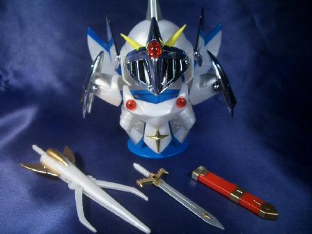 バーサル騎士武装