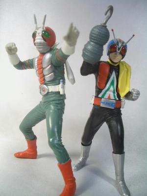 V3&ライダーマン