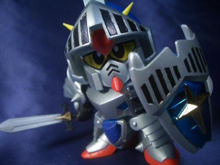 騎士ガンダム4