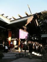 東京大神宮へ初詣