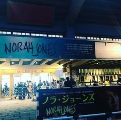 ノラ・ジョーンズ@日本武道館