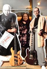 渋谷公会堂「現世は夢〜バンド生活二十五年」人間椅子ライブ