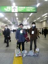 山手線一周ゴミ拾い★その15・御徒町→秋葉原
