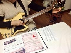ギターが弾けると楽しい