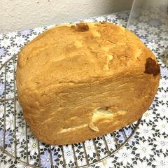 米粉でパンを焼いてみた