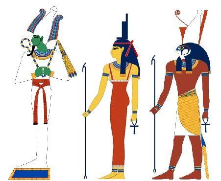 神 一覧 エジプト