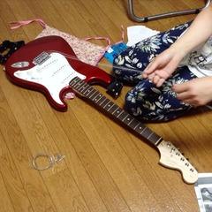 9月からギター習いたい人いますか?