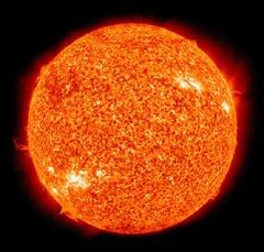 太陽からの温かいメッセージ