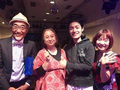 渡野辺マントさんのバースデーライブ・モンドコンボ