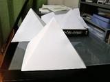 ピラミッド作った