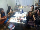 桃井七実のギター教室スタートしました