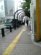 渋谷・喫煙所前通り
