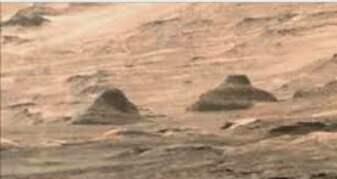 【画像】火星の人工物、いよいよヤバイ