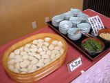 これが総社の名物玉豆腐♪総社の魚屋さんで買ったことあるわ(笑)