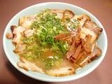 チャーシュー+キムチラーメンも食べてお腹いっぱい★