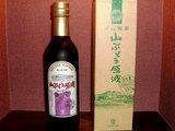 山の葡萄ジュース