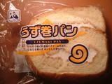 微妙な懐かしいテイストのパン(笑)