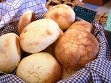 メープルメロンパン158円は焦げてるほうが香ばしくていいよ!
