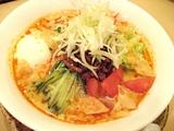 冷やし坦々麺850円☆満足〜!