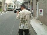 究極の夏男☆いつもアロハ姿が決まってるカメラマンなべさん